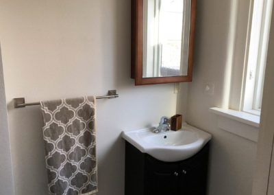 The Parker Fourth Floor Double Bed Bathroom