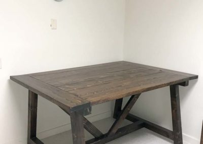 The Parker Laundry Room Table